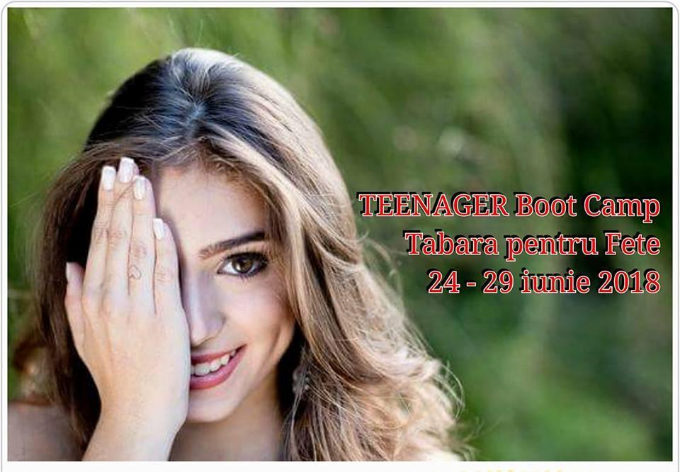 Tabara pentru fete 2018