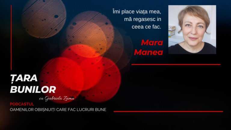 Mara Manea in Tara Bunilor Youtube