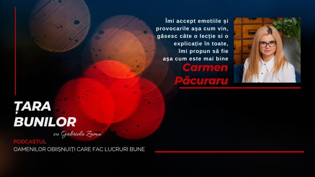 Carmen Pacuraru Tara Bunilor Youtube