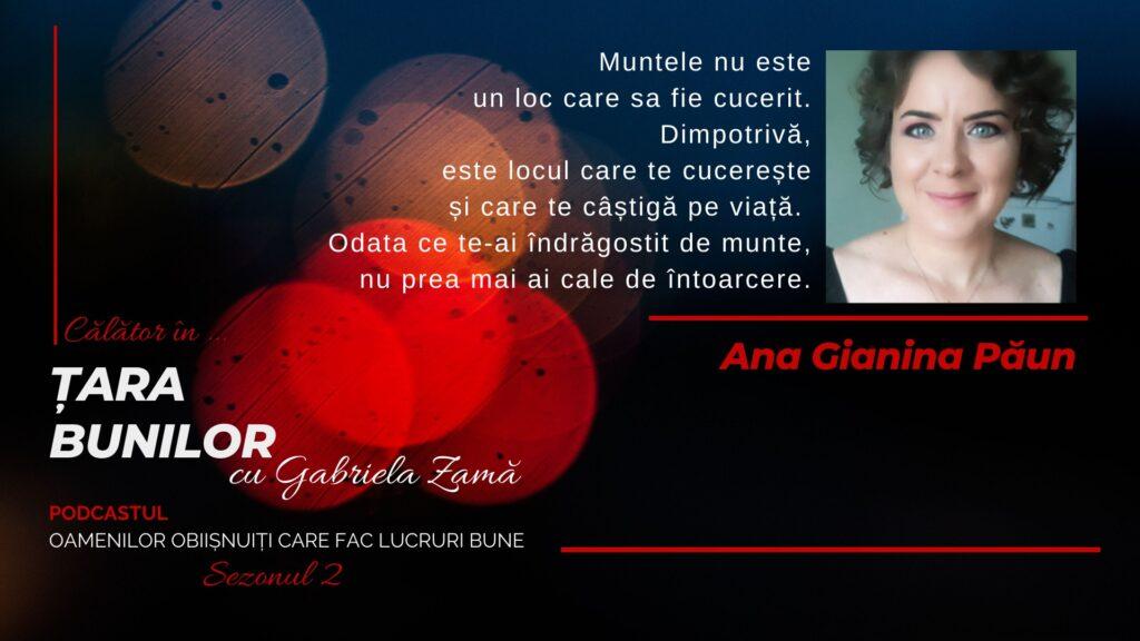 Youtube cover Gianina Paun